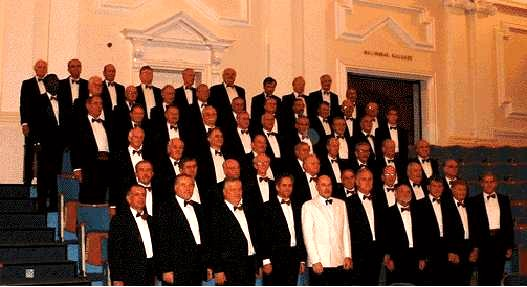 Carlton Male Voice Choir